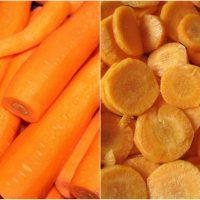 morcov retete sugari